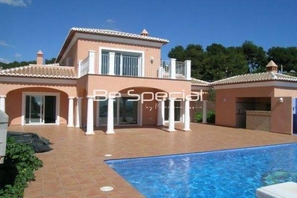 Luxury Villa in Moraira