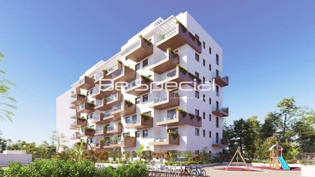 Neubau Stadthaus Torre del Mar