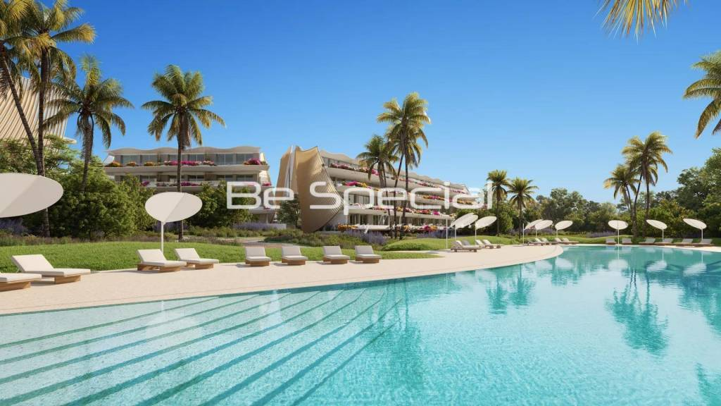 Beautiful and luxury apartments in Albir
