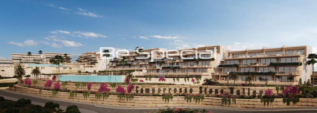 New construction project: Fantastic sea view apartments