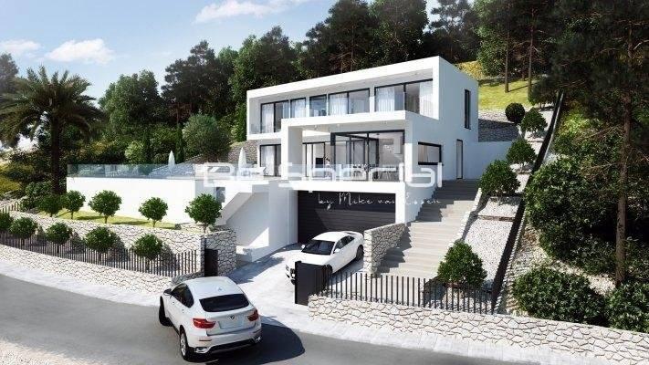 Modern Villa in Javea