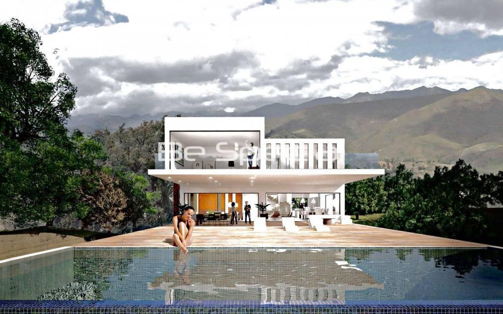Neubau Villa Marbella