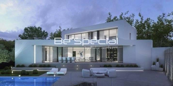 High Quality Design Villa to Build