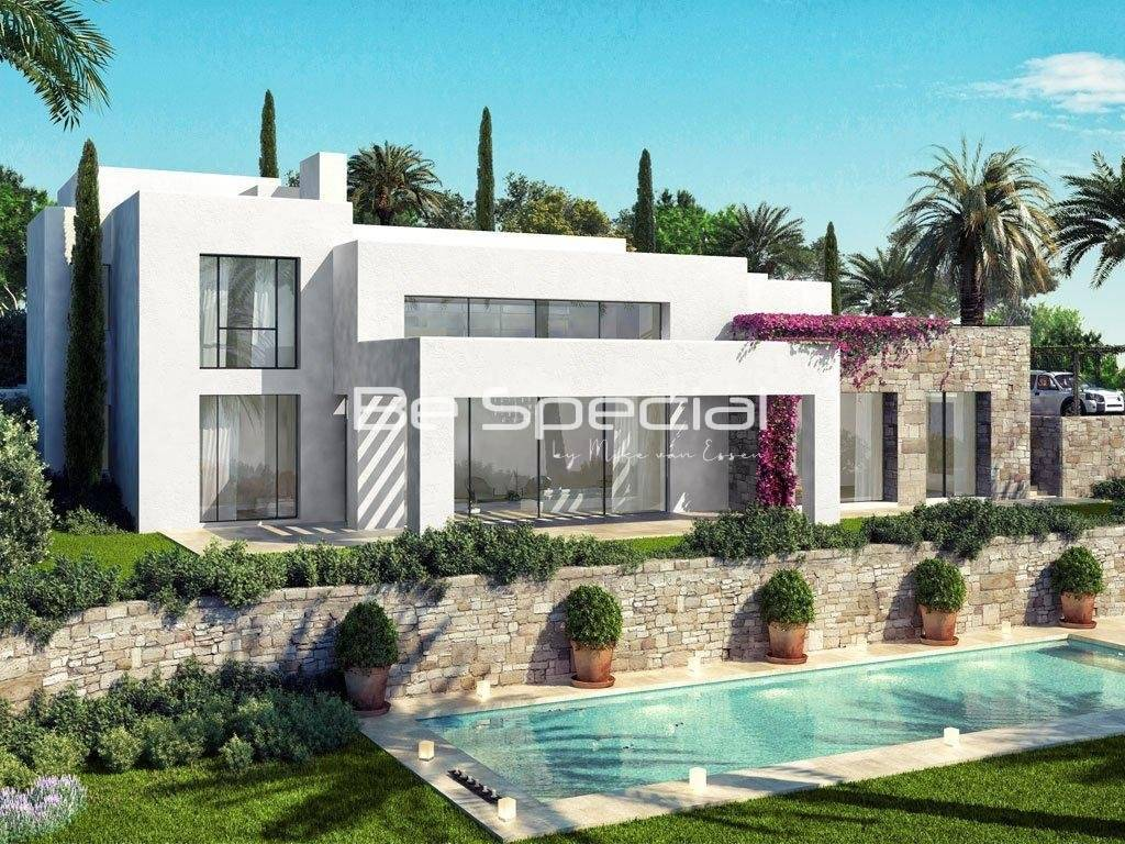 Nybygge Villa Casares
