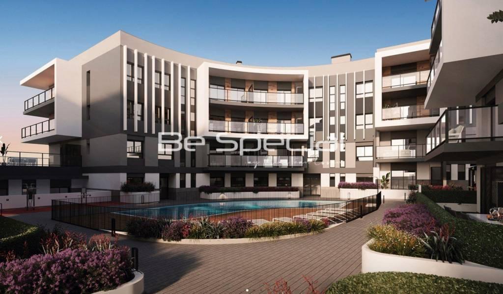 New Build Apartment in Javea
