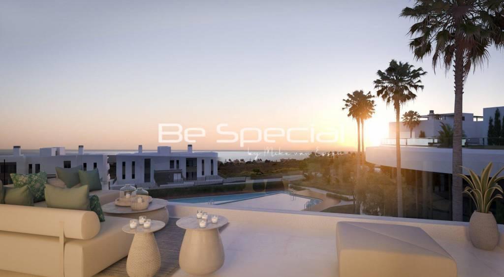 Nybygge Lägenhet Estepona