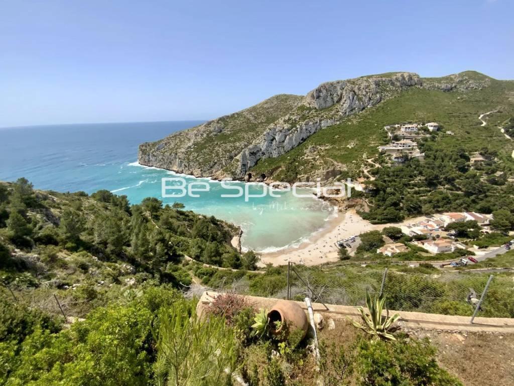 Unique Villa with the best view on Cala Granadella