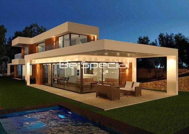 Amazing Newbuild Villa in Javea