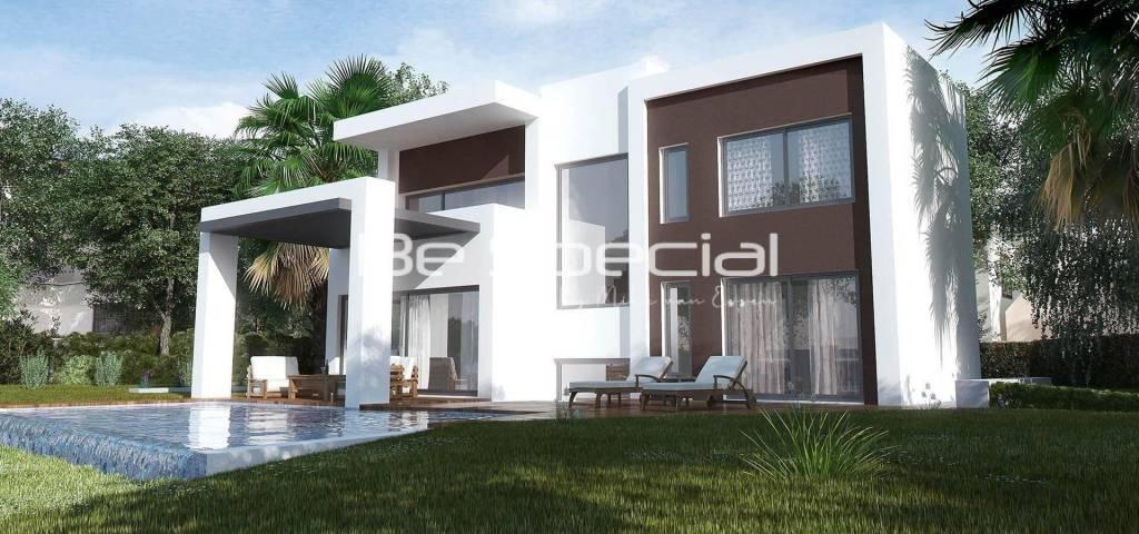 Neubau Villa Benahavís