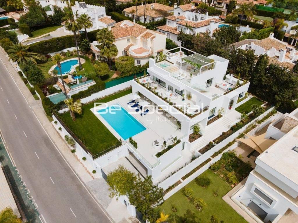 Nybygge Villa Nueva Andalucia