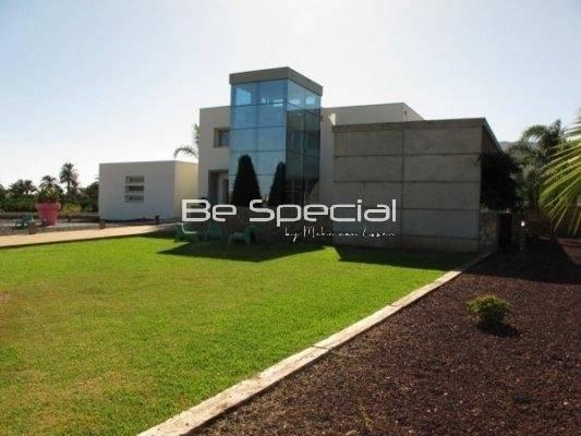 Large Modern Villa in Denia