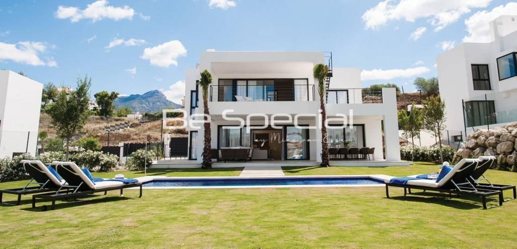 Neubau Villa Nueva Andalucia