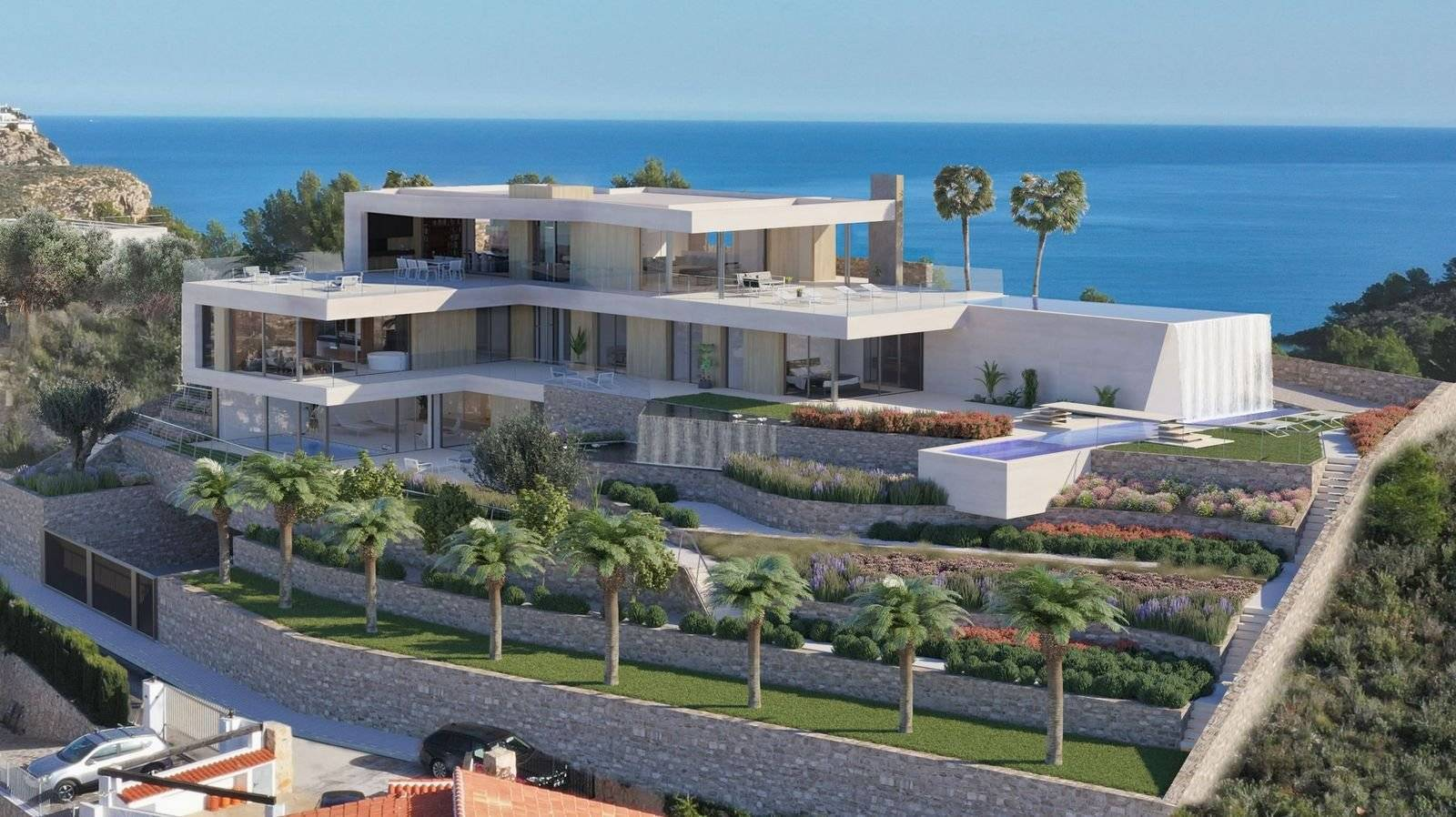 Verkauf Villa Moraira
