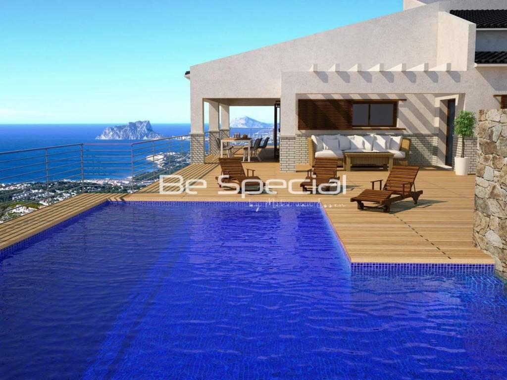 Clasic villa in Cumbre del Sol