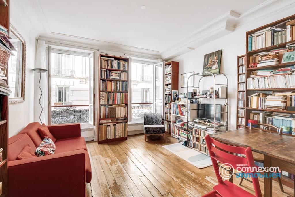 Sale Apartment Paris 17th Épinettes
