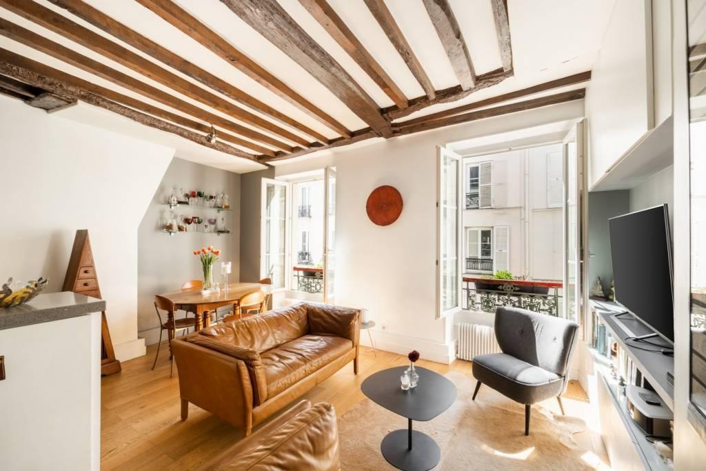 Sale Apartment Paris 18th Saint-Georges