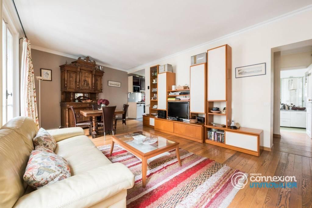 Sale Apartment Paris 15th Saint-Lambert