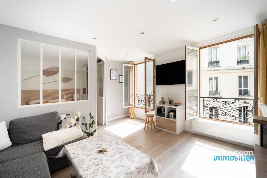 Sale Apartment Paris 18th Clignancourt