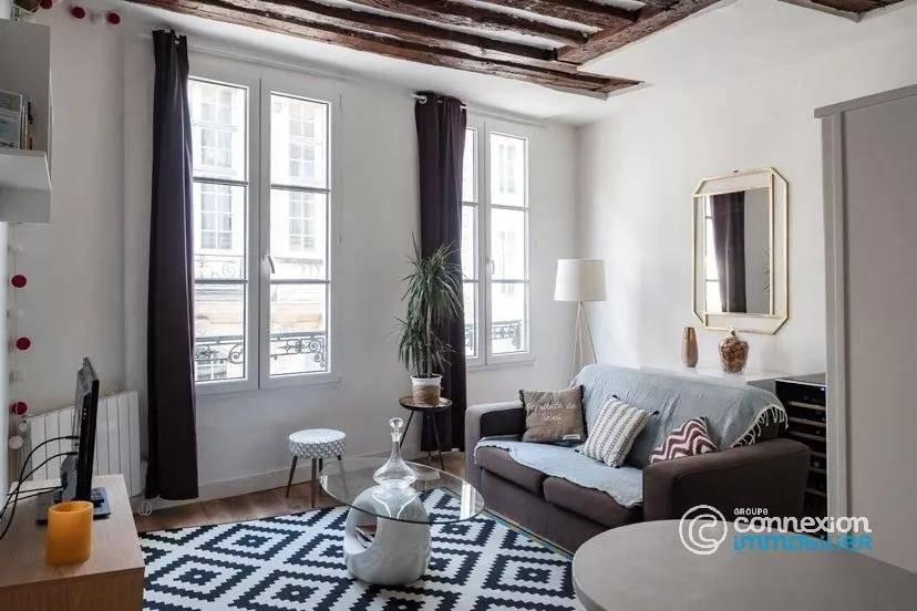 Rental Apartment Paris 4th