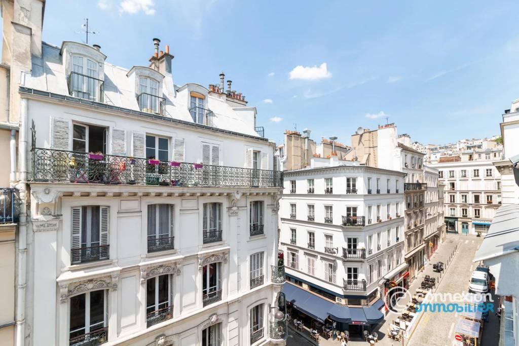 Sale Apartment Paris 18th