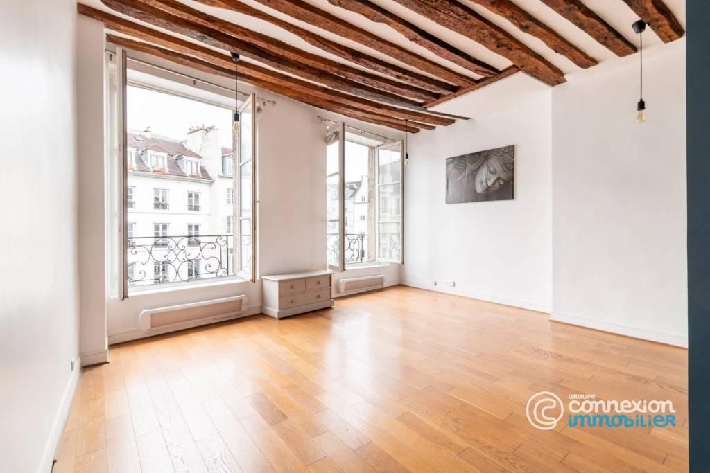 Sale Apartment Paris 4th Arsenal