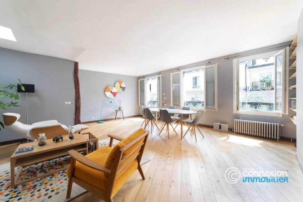 Sale Apartment Paris 3rd Arts-et-Métiers