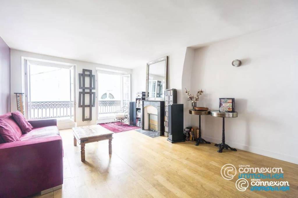 Sale Apartment Paris 10th