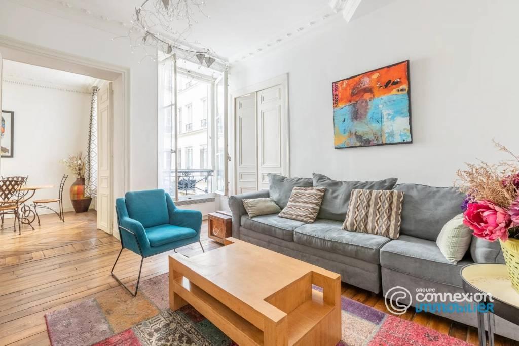 Sale Apartment Paris 9th Faubourg-Montmartre