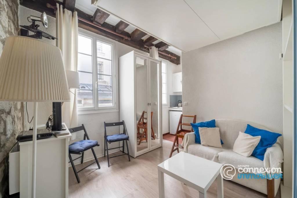 Sale Apartment Paris 4th Saint-Gervais