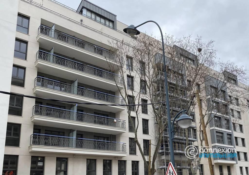2p 36.5m² avec balcon 4m²