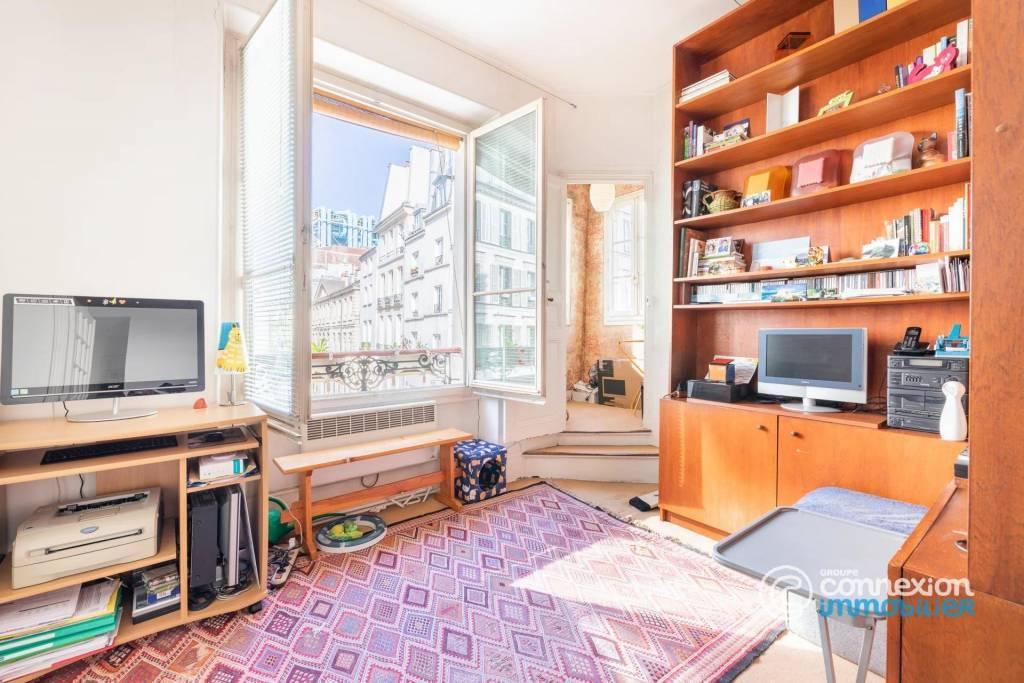Sale Apartment Paris 4th Saint-Merri