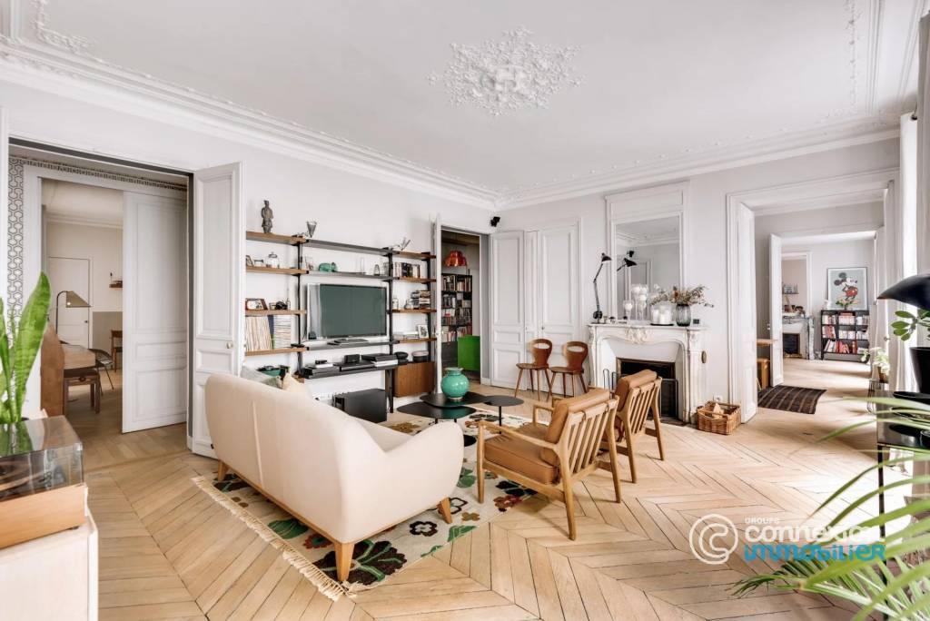 Bel appartement classique et familial