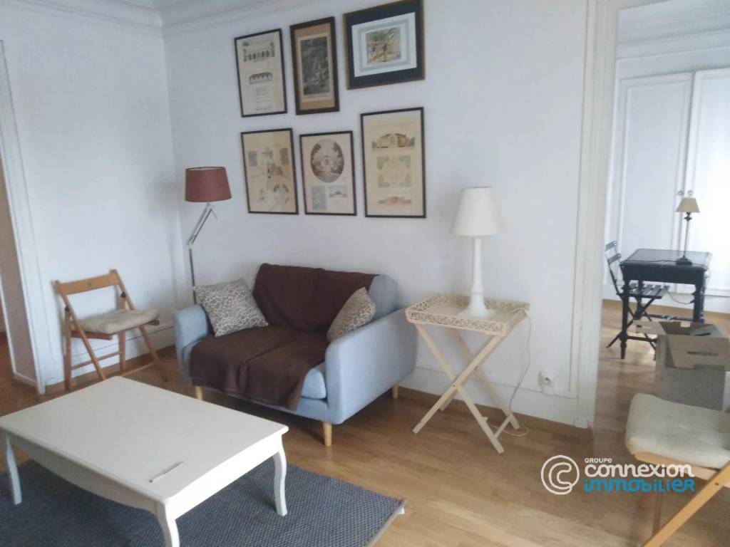 Rental Apartment Paris 18th