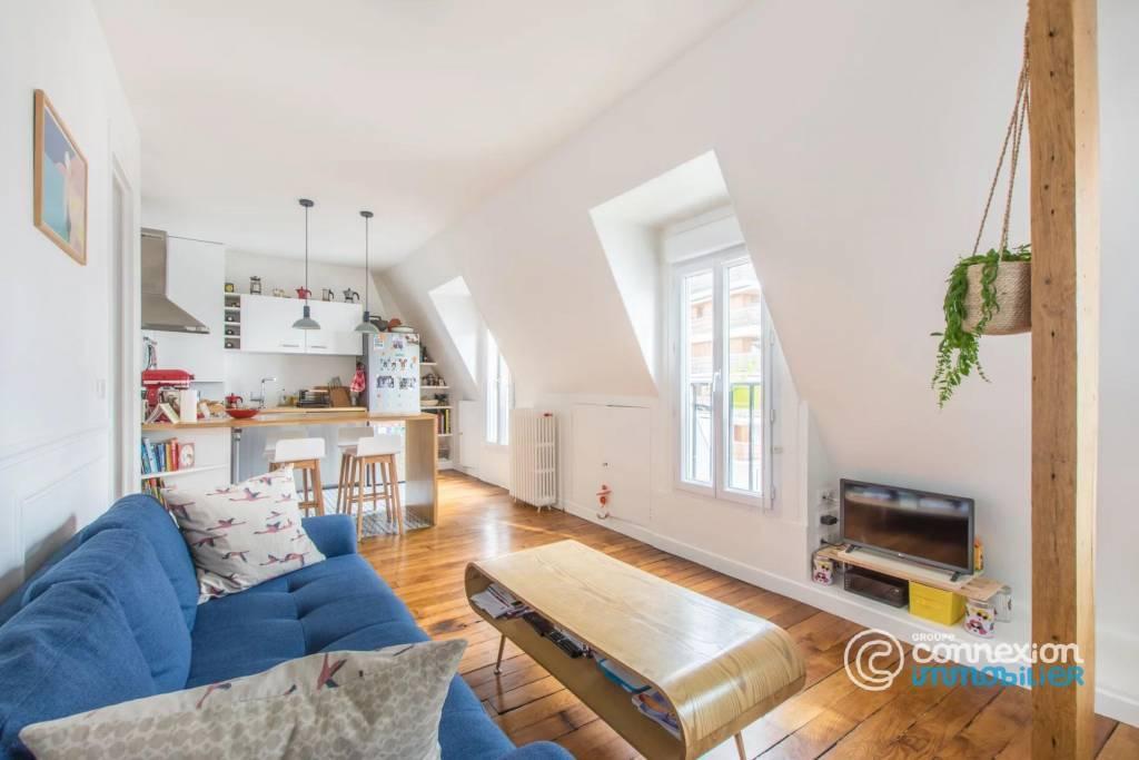 Sale Apartment Paris 17th Batignolles