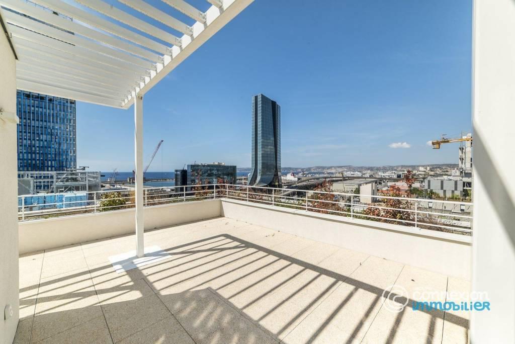 Sale Duplex Marseille 3ème La Villette