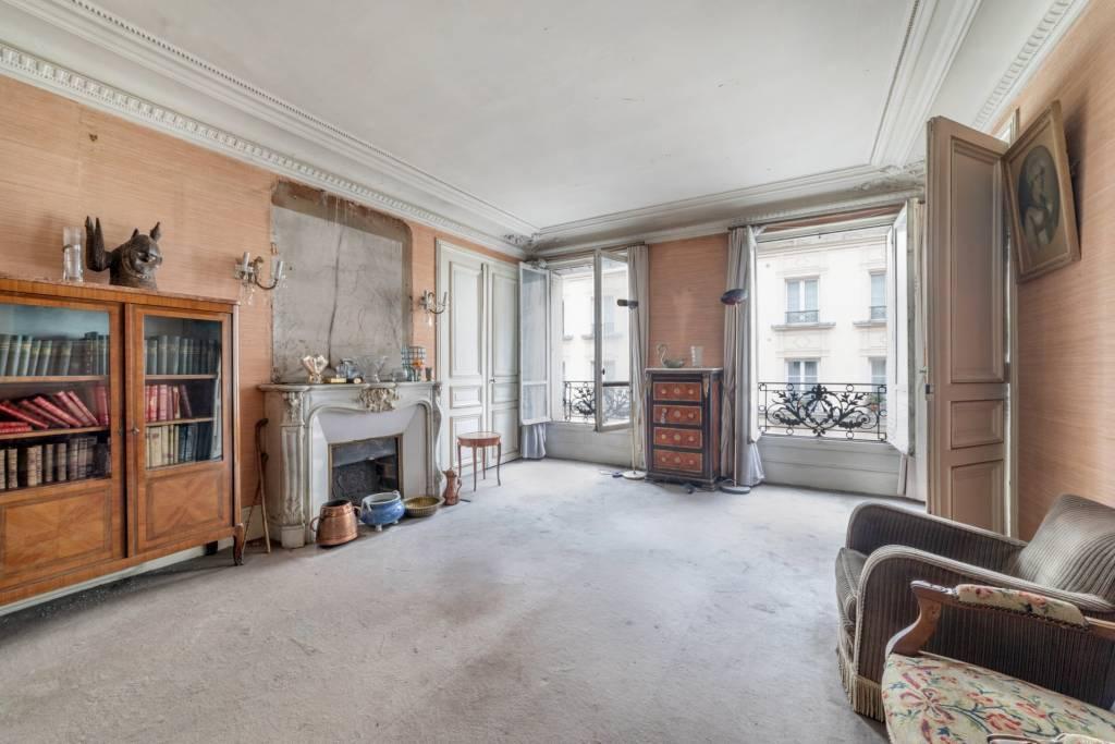 Bel appartement familial à rénover