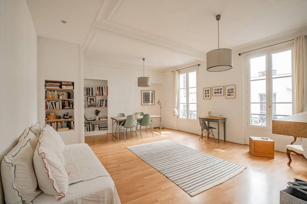 Sale Apartment Paris 9th Rochechouart