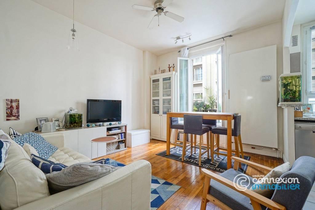 Sale Apartment Clichy Centre ville-Gambetta