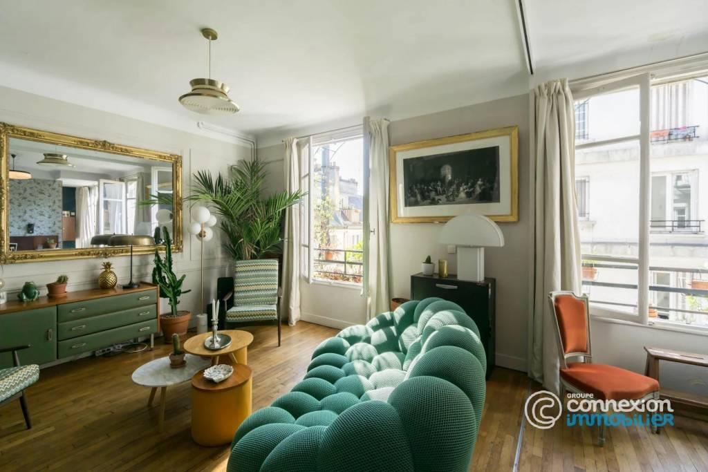 Sale Apartment Paris 10th