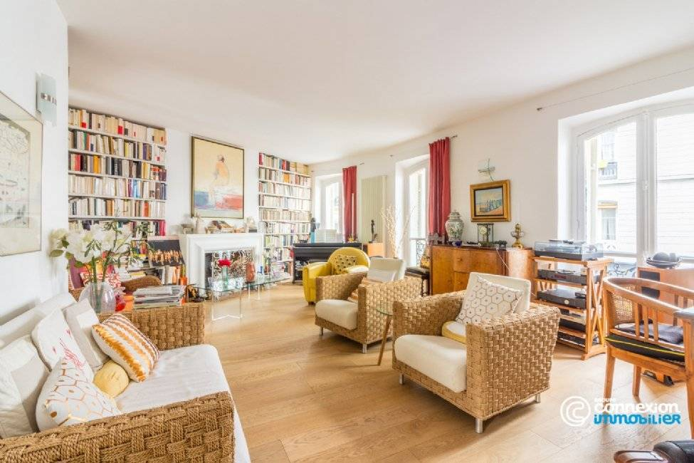 Appartement familial/Abbesses