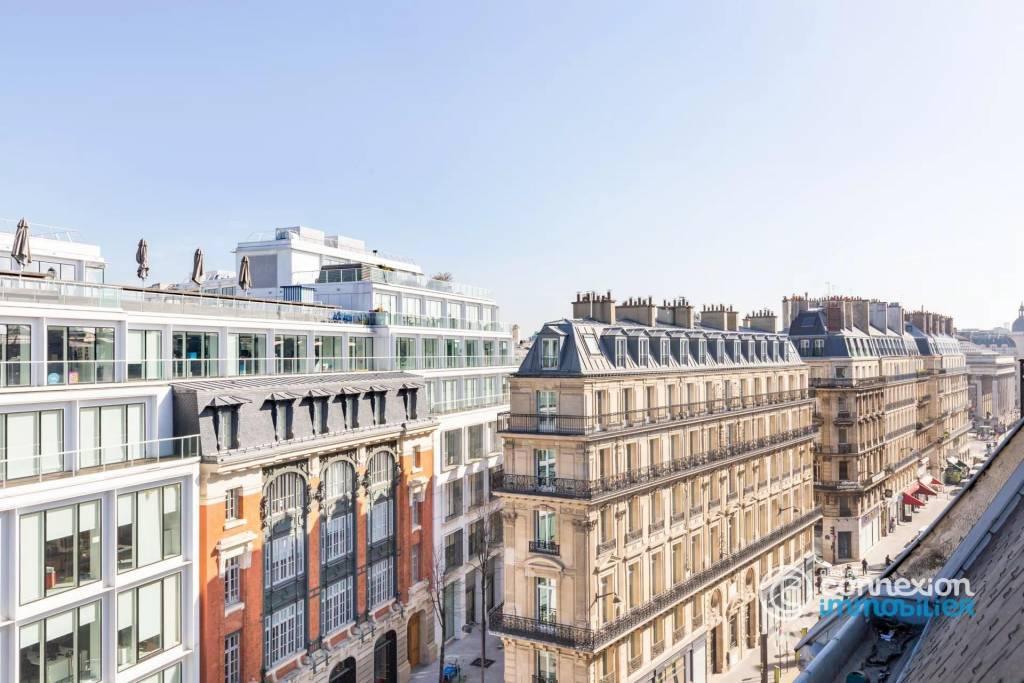 Sale Apartment Paris 2nd Vivienne