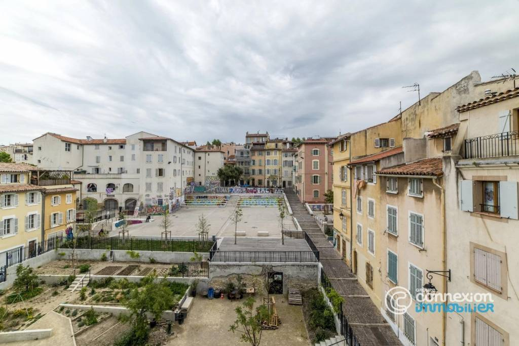 Sale Apartment Marseille 2ème
