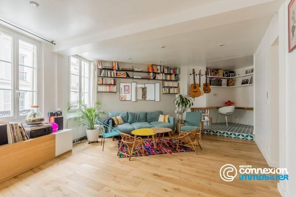 Sale Apartment Paris 3rd