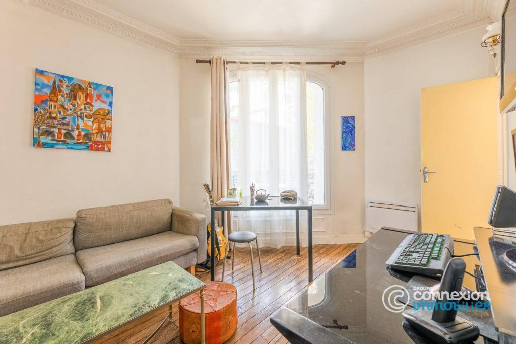 Sale Apartment Clichy Victor Hugo-République