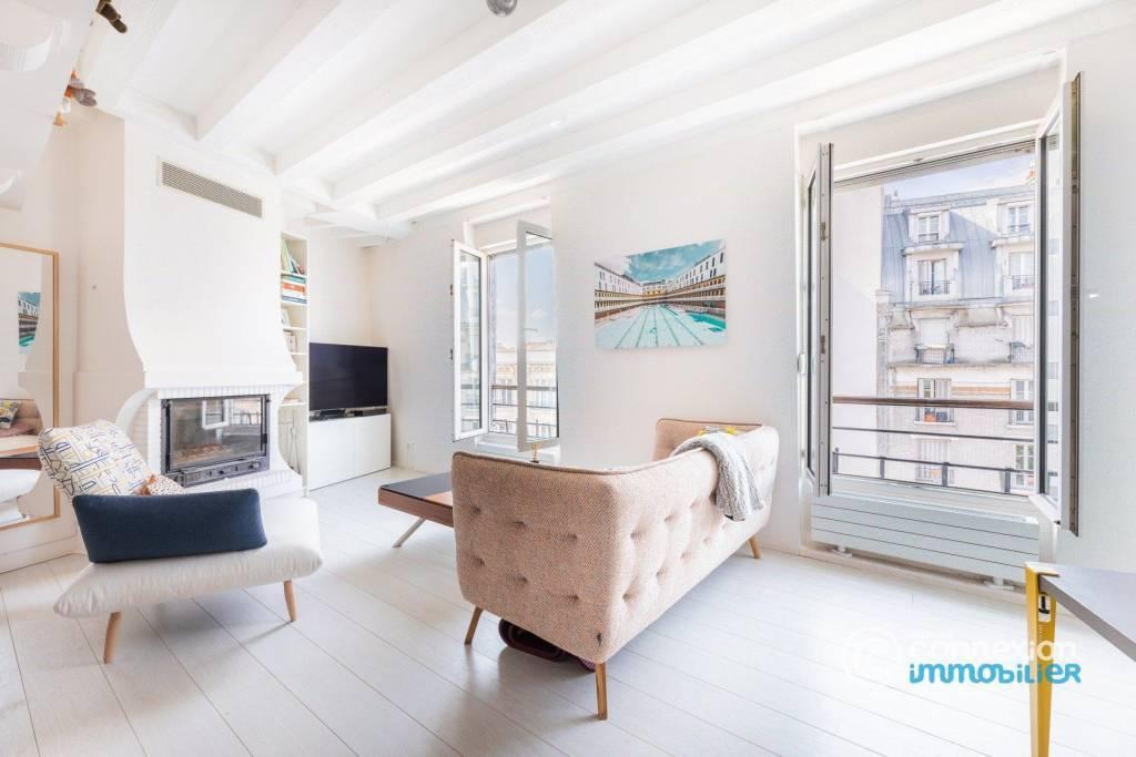 Sale Apartment Paris 12th Picpus