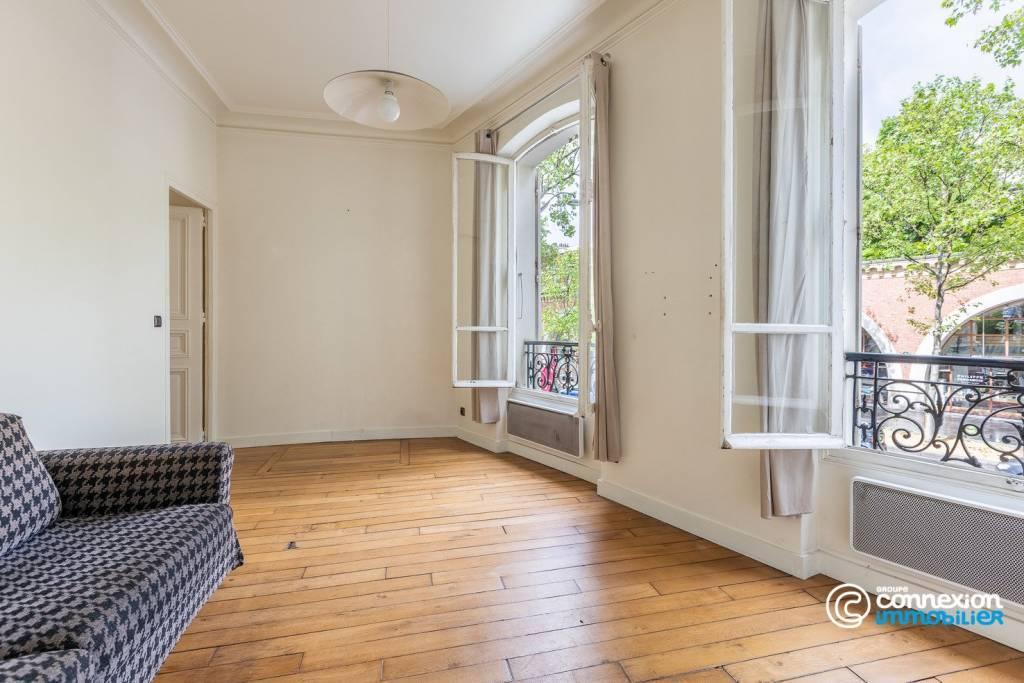 Sale Apartment Paris 12th Quinze-Vingts