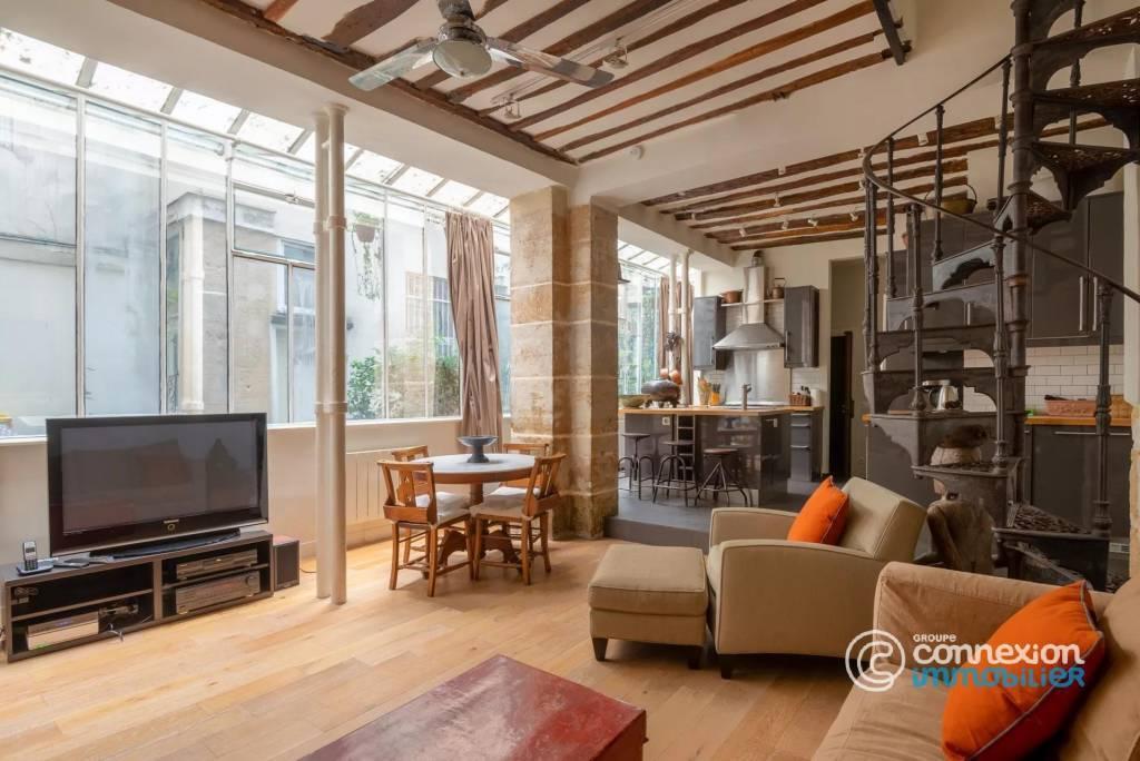 Sale Apartment Paris 3rd Sainte-Avoye