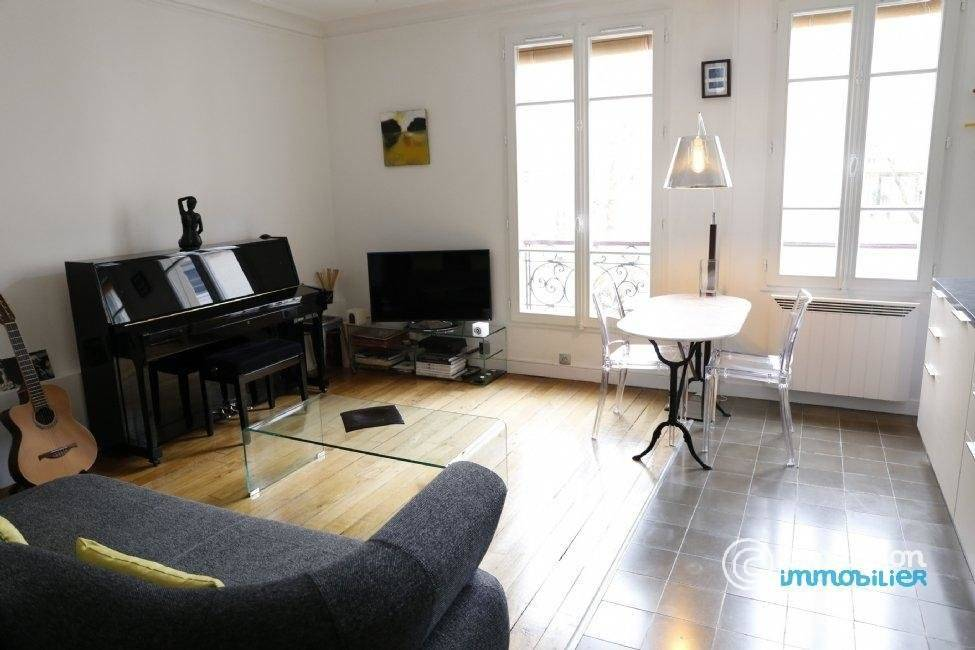 Location Appartement Paris 18ème