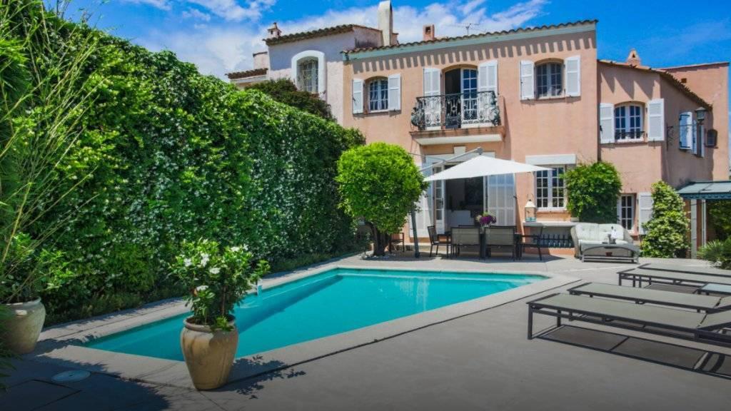 Vendita Villa Cannes Croix des Gardes