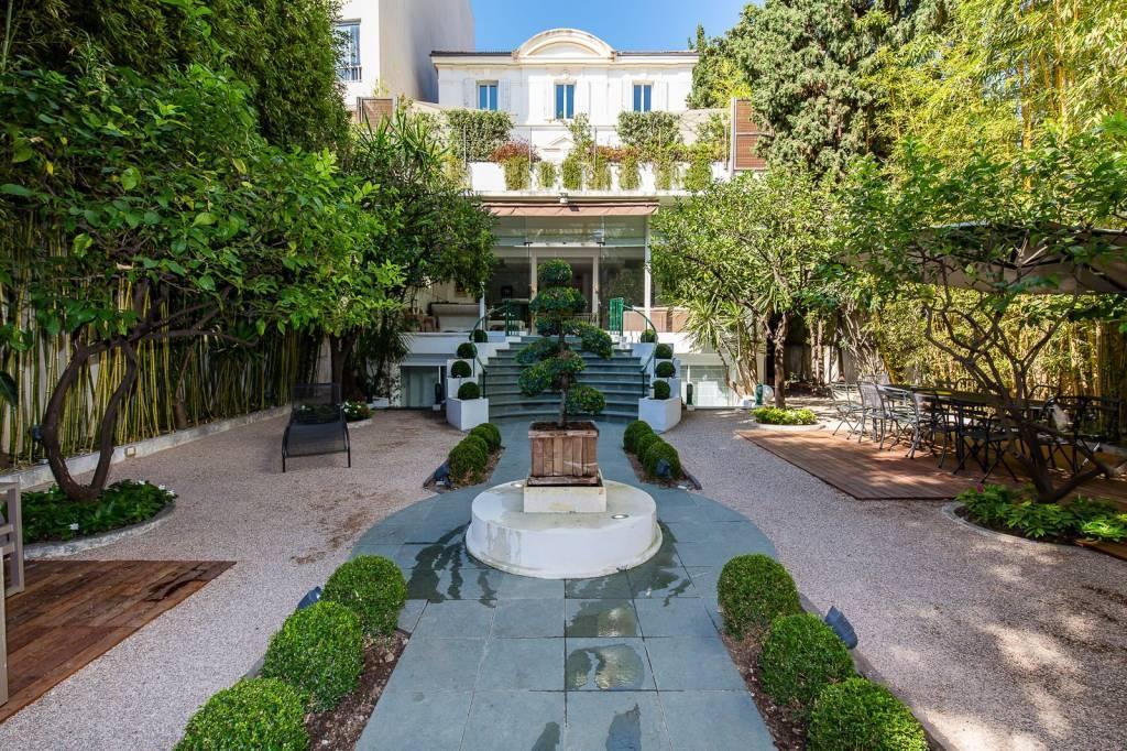 Affitto stagionale Casa di città Cannes